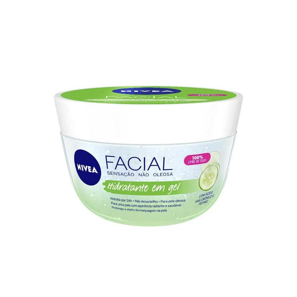 Creme Facial em Gel Fresh Nivea