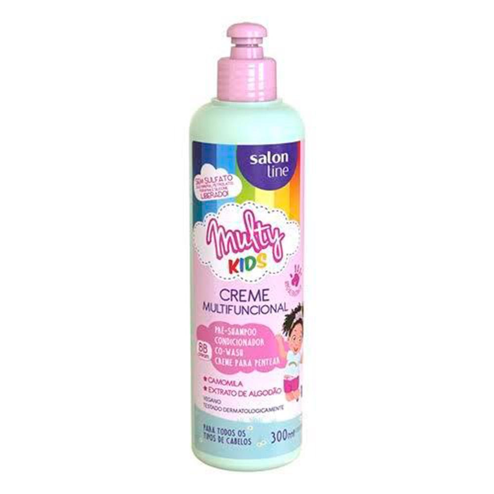 Creme Multifuncional Multy Kids Salon Line 300ml