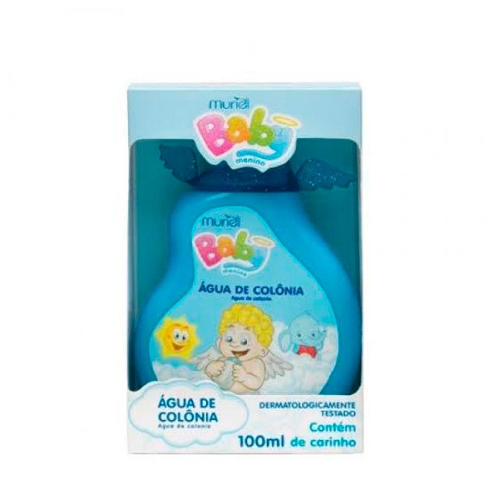 Muriel Baby Água Colônia Infantil Menino - 100ml