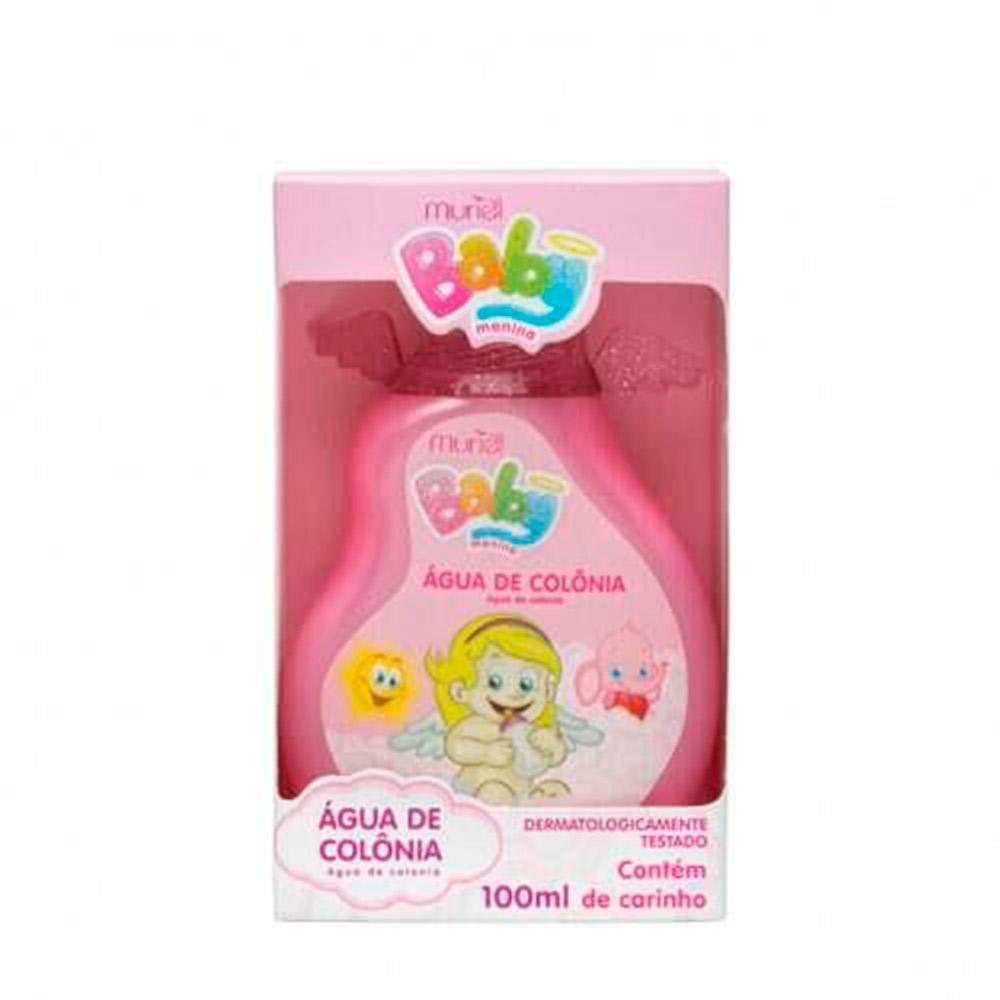 Muriel Baby Água Colônia Infantil Menina - 100ml