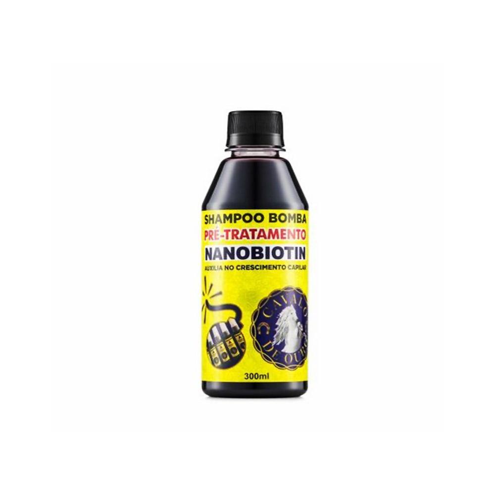 SHAMPOO DE CRESCIMENTO - NANOVIN A 300 ML