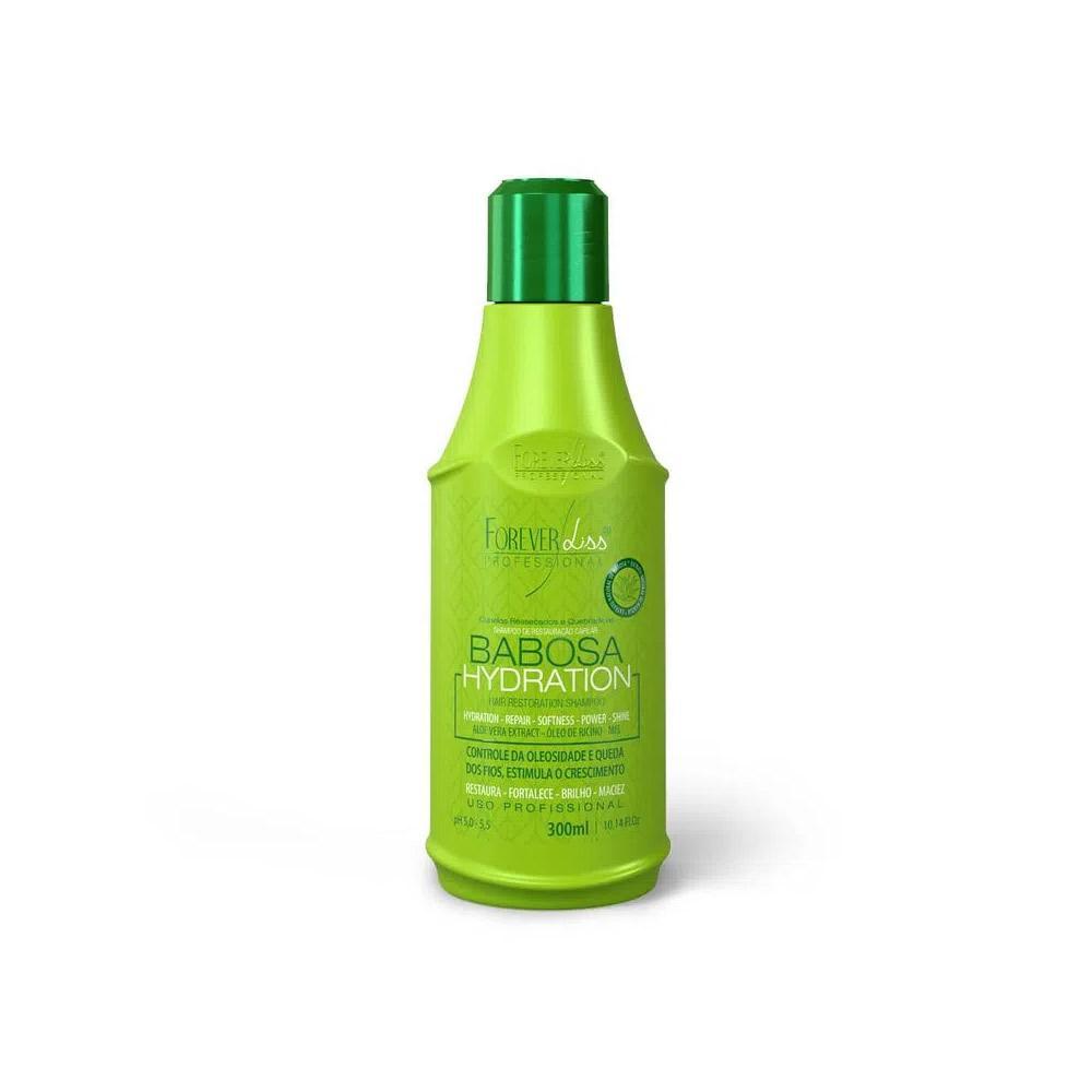 Shampoo de Babosa Hidratação Forever Liss 300ml
