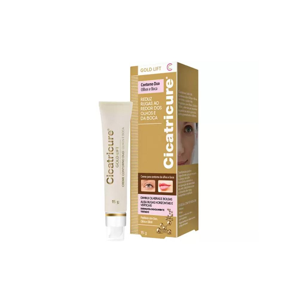 Cicatricure Gold Lift Contor Duo 15Gr