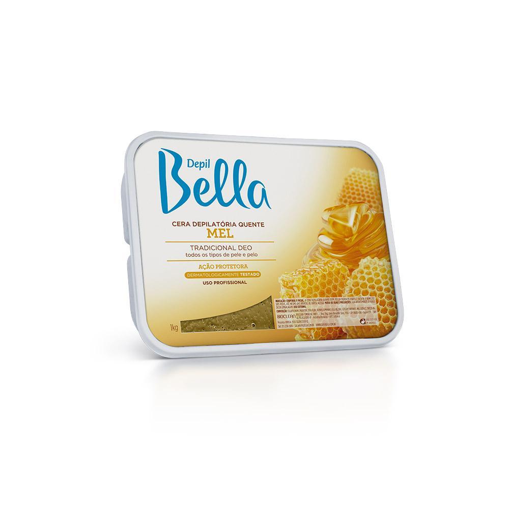 Cera Depilatória Depil Bella Mel