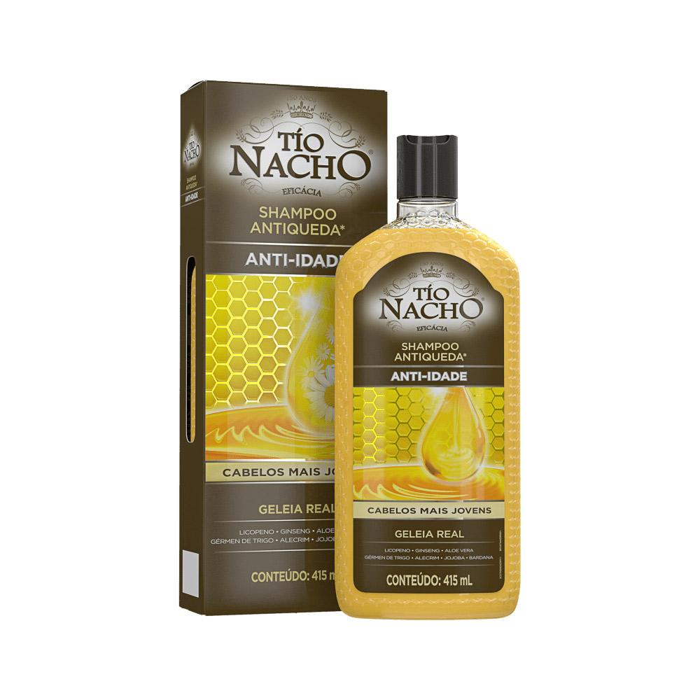 Tío Nacho Antiqueda Anti-Idade 415ml