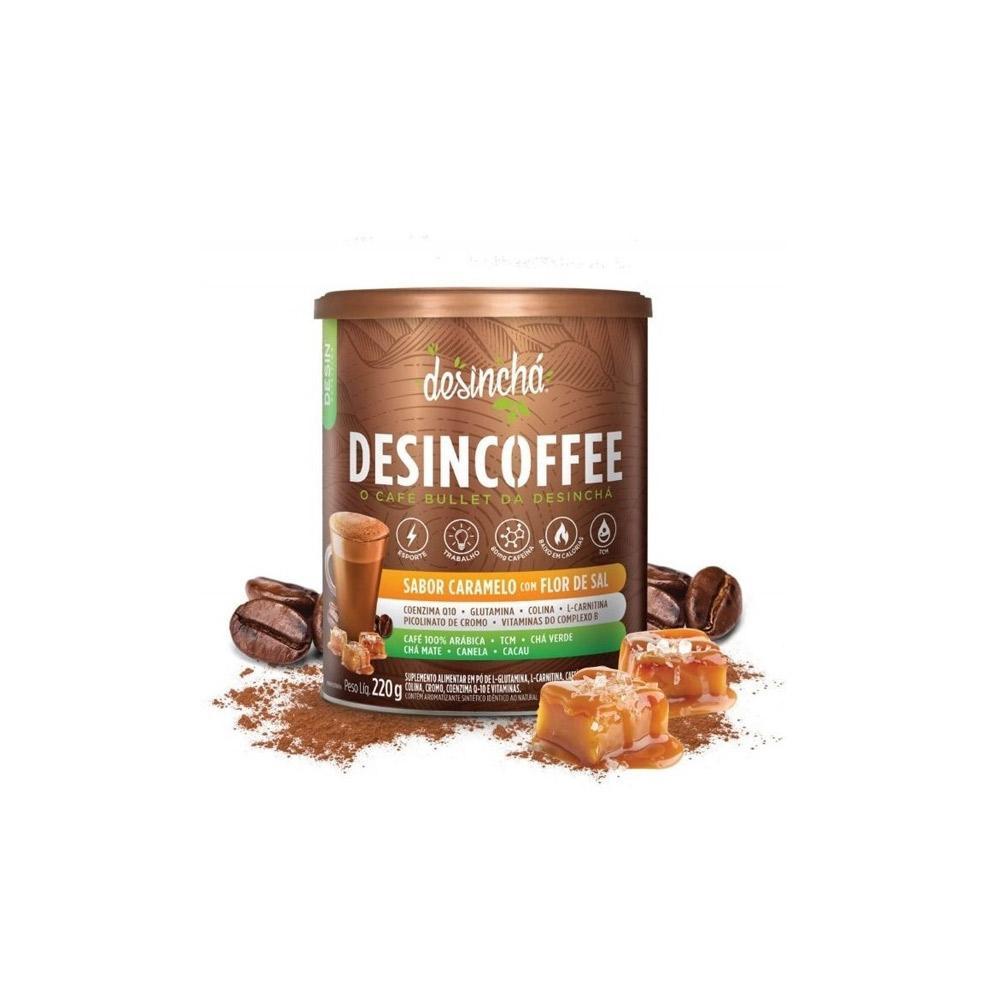 Desincoffee Caramelo Com Flor De Sal 220g