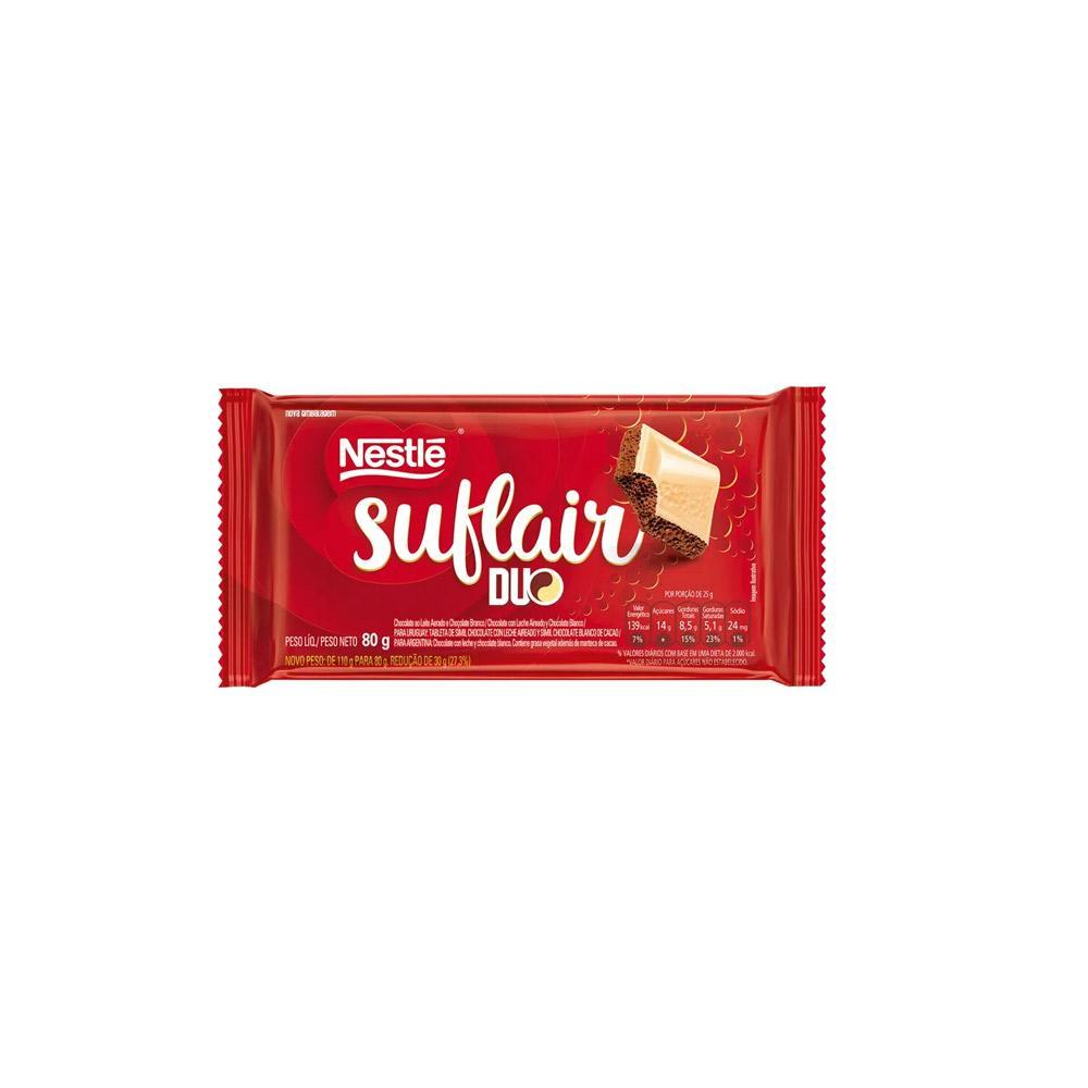 Suflair Chocolate Duo 80 g