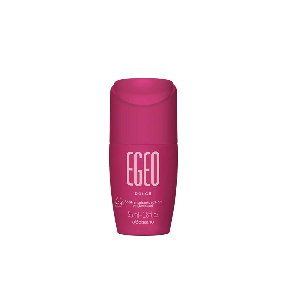 Desodorante Boticário Antitranspirante Roll On Egeo Dolce 55ml