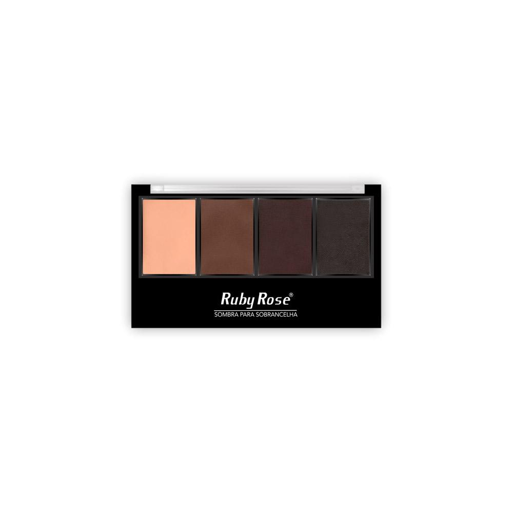 Paleta Para Sobrancelha - Ruby Rose