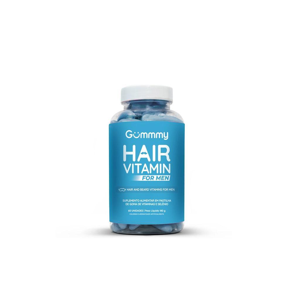 Gummmy Hair For Men