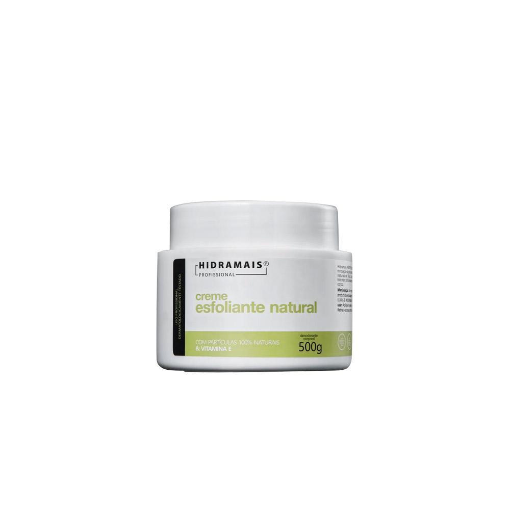 Creme Esfoliante Natural Hidramais - 500g