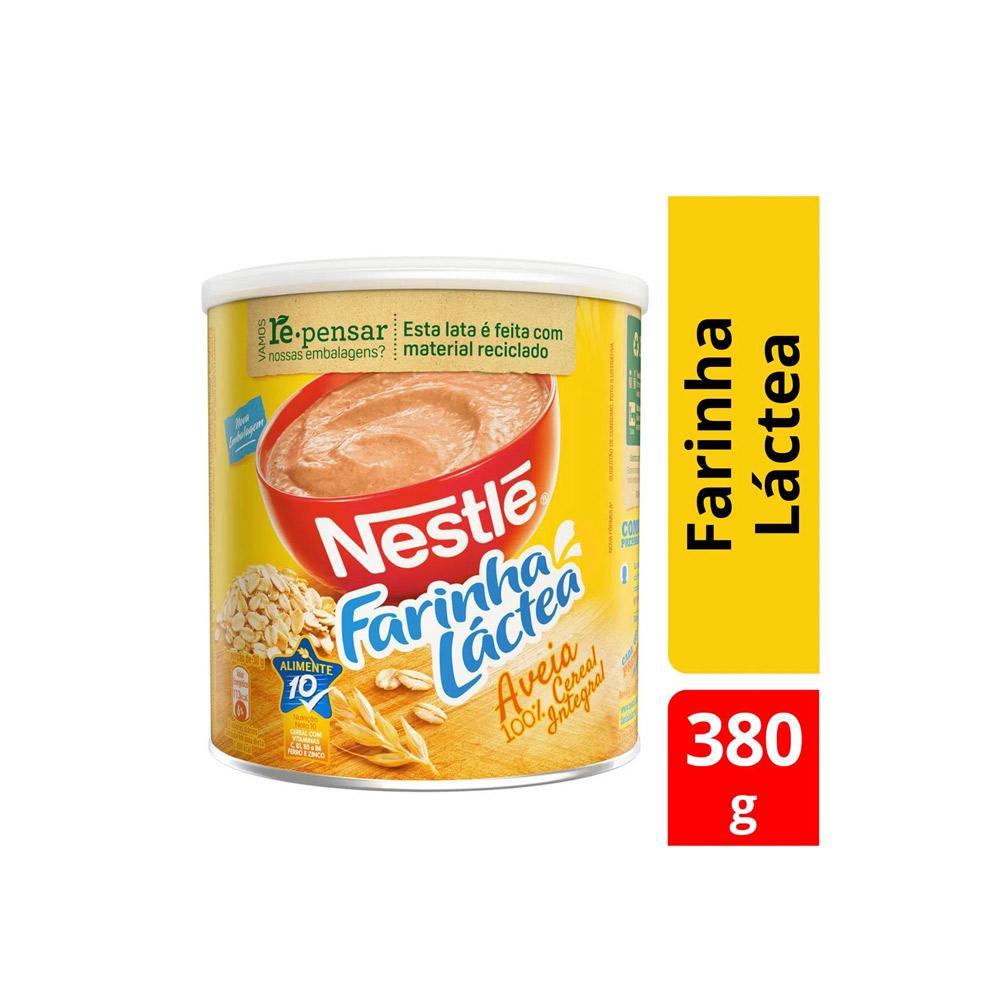 Farinha Láctea Nestlé Tradicional - 400g